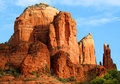 Cathedral Rock Royalty Free Stock Photography - 35910007