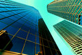 Abstract Business Office Skyscraper Royalty Free Stock Photography - 35916347