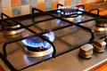 Gas Cooker Stock Image - 35947411