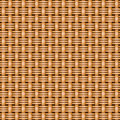 Wicker Basket Weaving Pattern Seamless Texture Stock Photography - 35974182