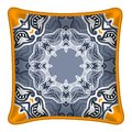Decorative Pillow Royalty Free Stock Photo - 35976085