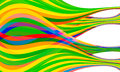 Vector Combined Abstract Lines Stock Image - 35981021