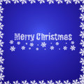 Christmas Card Royalty Free Stock Photos - 35982848