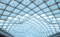 The Modern Station Roof Steel Construction Organiz Royalty Free Stock Photography - 35983877