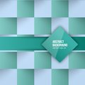 Vector Color Squares. Abstract Background Royalty Free Stock Photography - 35985527