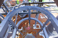 Old Iron Works Monuments Royalty Free Stock Images - 36004709
