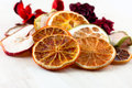 Dried Orange Slices Stock Images - 36030084