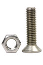 Nut And Bolt Royalty Free Stock Images - 36044379