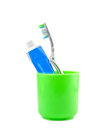 Tooth Brush Royalty Free Stock Photo - 36051295