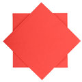 Paper Napkins Royalty Free Stock Photography - 36058707