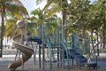 Miami Playground Stock Photo - 36085150