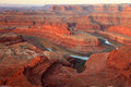 Dead Horse Point Royalty Free Stock Photo - 36105675