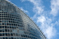 Modern Business Glass Building On Background Of A Blue Sky Stock Photo - 36111760