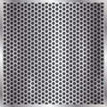 Vector Metallic Silver Cell Background Stock Image - 36128911