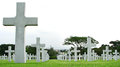 Marble Crosses On A Cemetery Stock Photography - 36133292