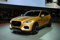 Jaguar C-X17 Concept SUV Stock Images - 36140074