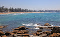 Manley Beach And North Head Royalty Free Stock Image - 36147086