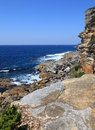 Manley Beach And North Head Royalty Free Stock Images - 36147859