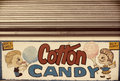 Vintage Cotton Candy Sign Royalty Free Stock Image - 36159156
