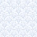 Art Deco Vector Geometric Pattern In Silver White. Royalty Free Stock Photos - 36184398