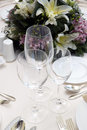 Wedding Diner Table Royalty Free Stock Photography - 3626397
