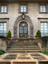 Formal Entry And Stone Stairs Stock Photos - 3627433