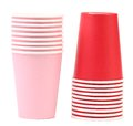 Two Stacks Of Paper Cups. Royalty Free Stock Photos - 36215698