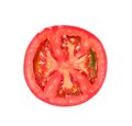 Close Up Of Tomato Slice. Royalty Free Stock Images - 36215739