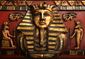 Egyptian Sculpture Detail Royalty Free Stock Photography - 36242507