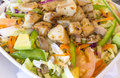 Conch Salad Royalty Free Stock Photo - 36260295