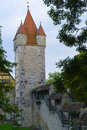 Old Castle Tower Stock Photo - 36292370