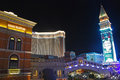 The Venetian Macao Building Taken From Outside Stock Photos - 36298883