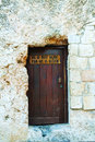 Entrance To The Garden Tomb In Jerusalem Stock Photos - 36300193
