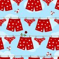 Seamless Background By St. Valentine S Day. Royalty Free Stock Images - 36308719