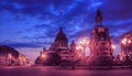 Isaakivsky Cathedral, St. Petersburg, Russia Royalty Free Stock Photography - 36315707