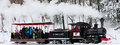 Loon Mountain Train Royalty Free Stock Photography - 36318187