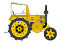 Vintage Tractor Stock Image - 36335511