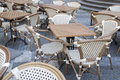 Cafe Table And Chairs Stare Mesto Neighborhood, Prague Royalty Free Stock Photography - 36345227