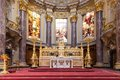 Altar Of Berliner Dom, Biggest Protestant Church O Royalty Free Stock Photos - 36405398