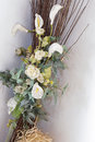 Dried Flowers Composition Stock Photos - 36413853
