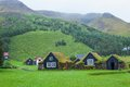 Traditional Icelandic House Royalty Free Stock Photography - 36424997