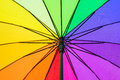 Color Pattern Of An Umbrella Royalty Free Stock Photo - 36444405