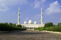 Islamic Mosque Royalty Free Stock Image - 36447976