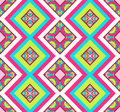 Seamless Chevron Zig Zag Pattern Background Stock Photos - 36449693
