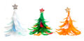 Christmas Trees Stock Photos - 36503873