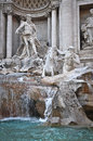 Trevi Fountain Stock Image - 36537771