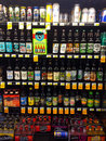 Craft Beer Selection Fred Meyer Springfield, OR Royalty Free Stock Photography - 36538287