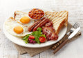 English Breakfast Royalty Free Stock Photography - 36546197