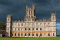 Highclere Castle Royalty Free Stock Image - 36554416