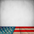 Patriotic Room Royalty Free Stock Image - 36557636